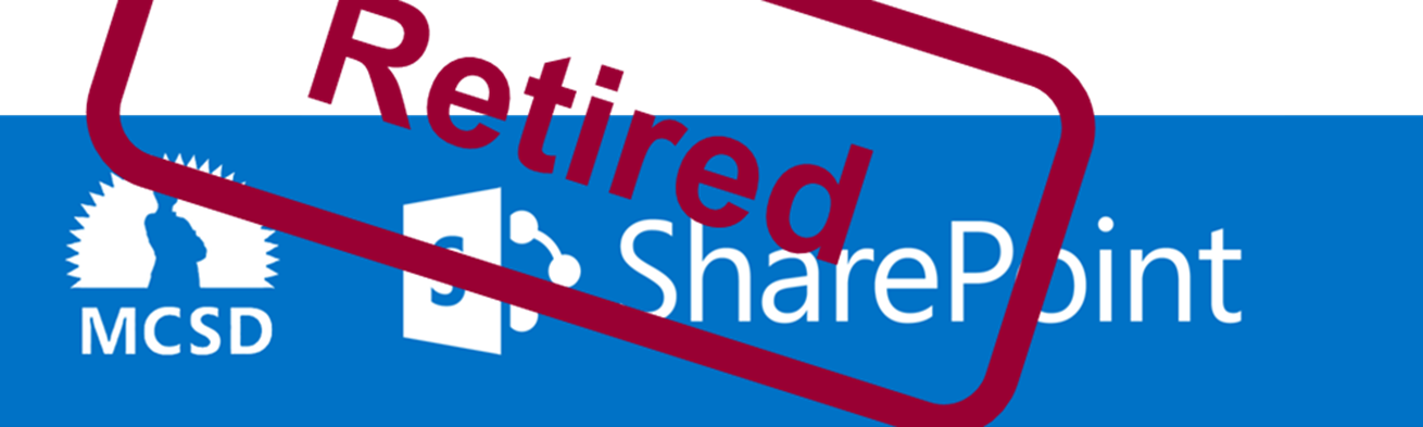 SharePoint MCSD retired