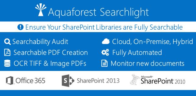 Aquaforest Searchlight