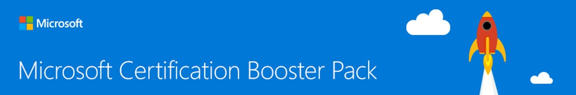 Microsoft Certification Booster Packs