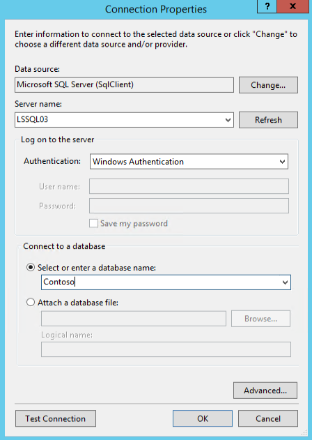 Creating a SharePoint 2016 External Content Type trough OData in VS 2015 with EF6
