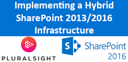 Hybrid SharePoint Infrastructure