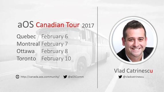 aOS Canadian Tour