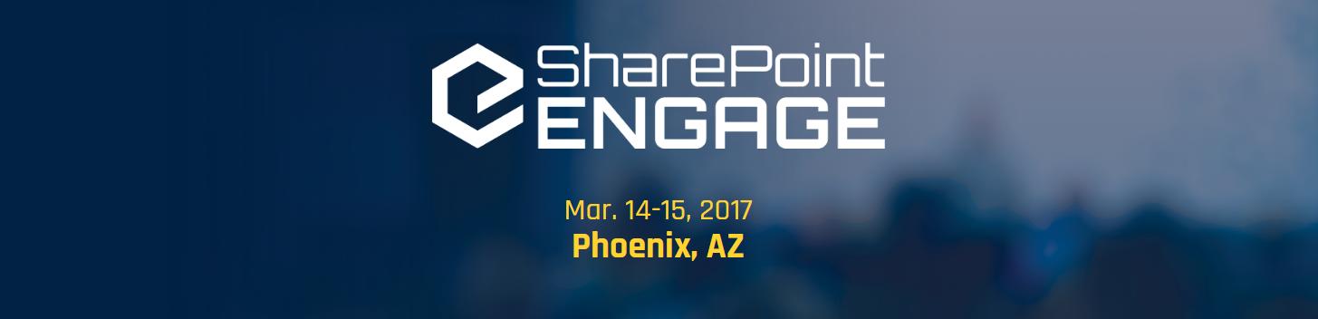 SharePoint Engage Phoenix
