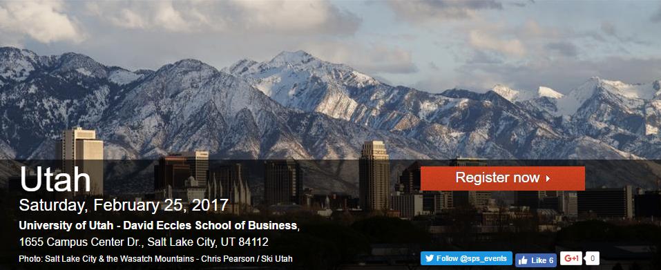 SharePoint Saturday Utah