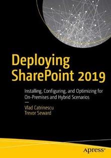 Deploying SharePoint 2019