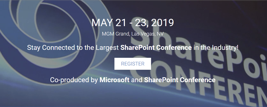 SharePoint Conference 2019 Keynote