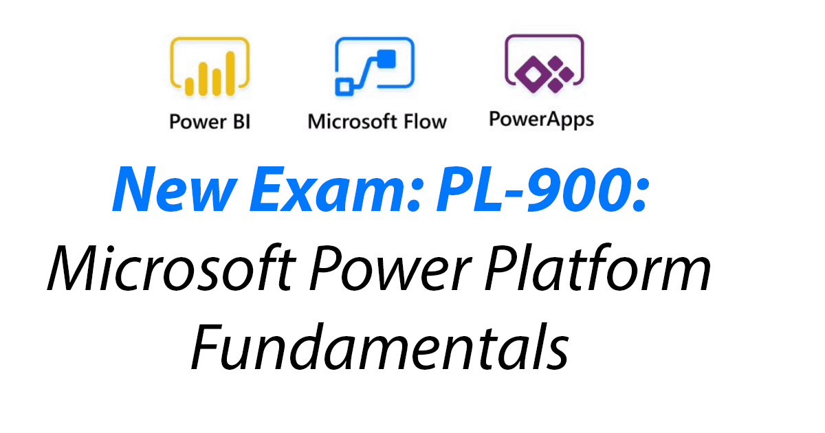 Microsoft releases a new certification for Power Platform Fundamentals