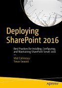 Deploying SharePoint 2016