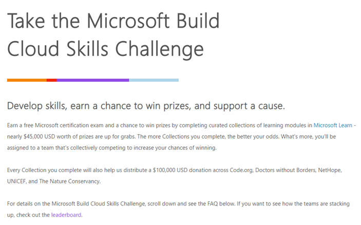 FREE Microsoft Certification