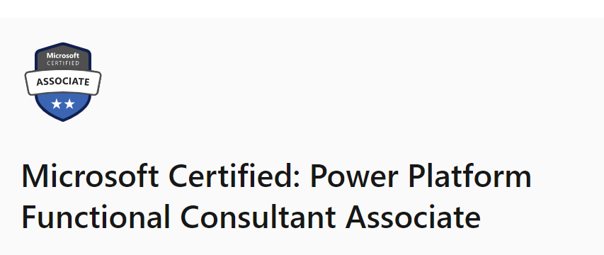 Power Platform Certifications