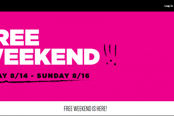 Pluralsight Free Weekend